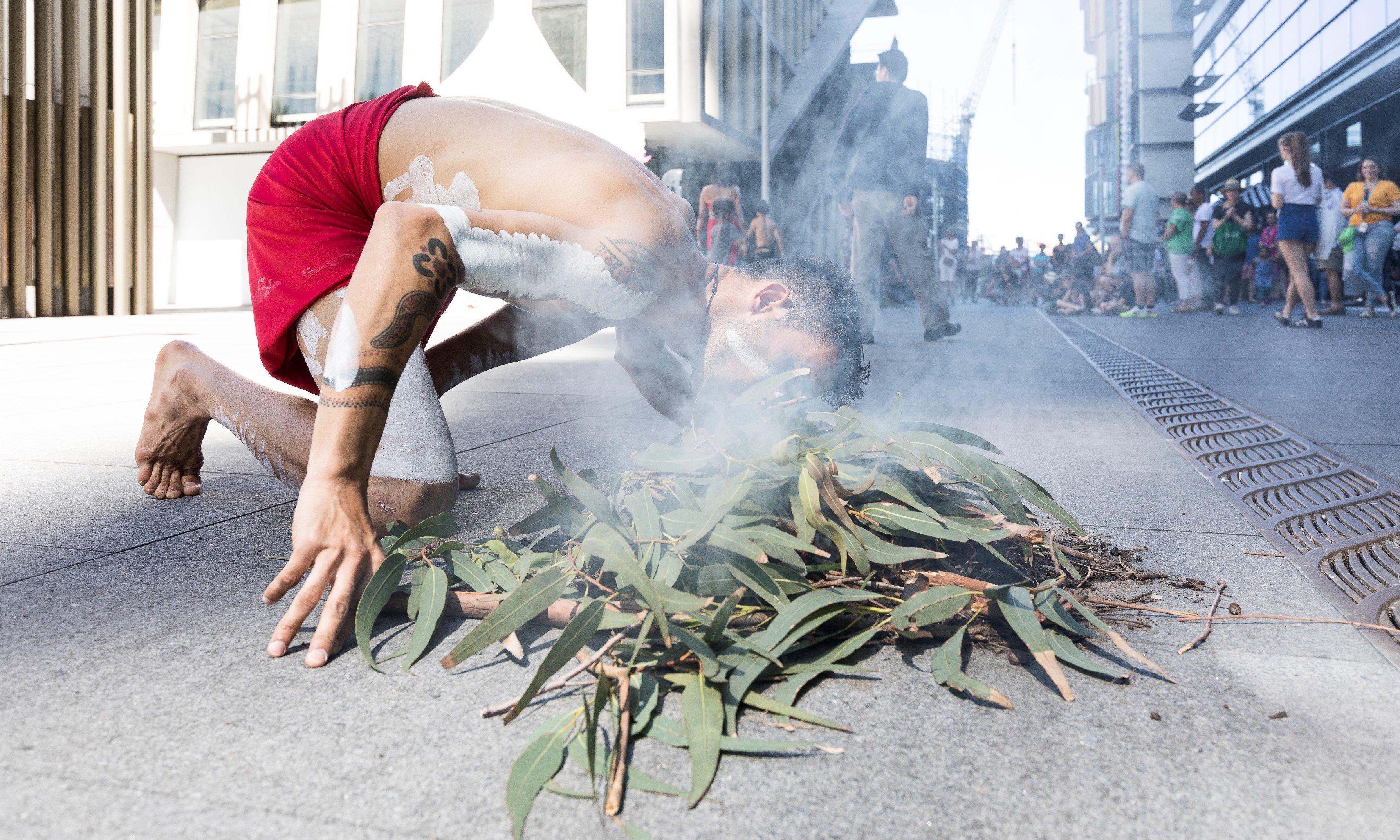 Smoking Ceremony 2