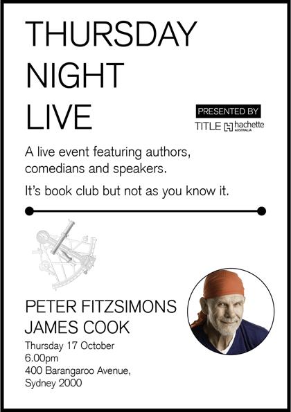 TNL Invite Peter FitzSimons