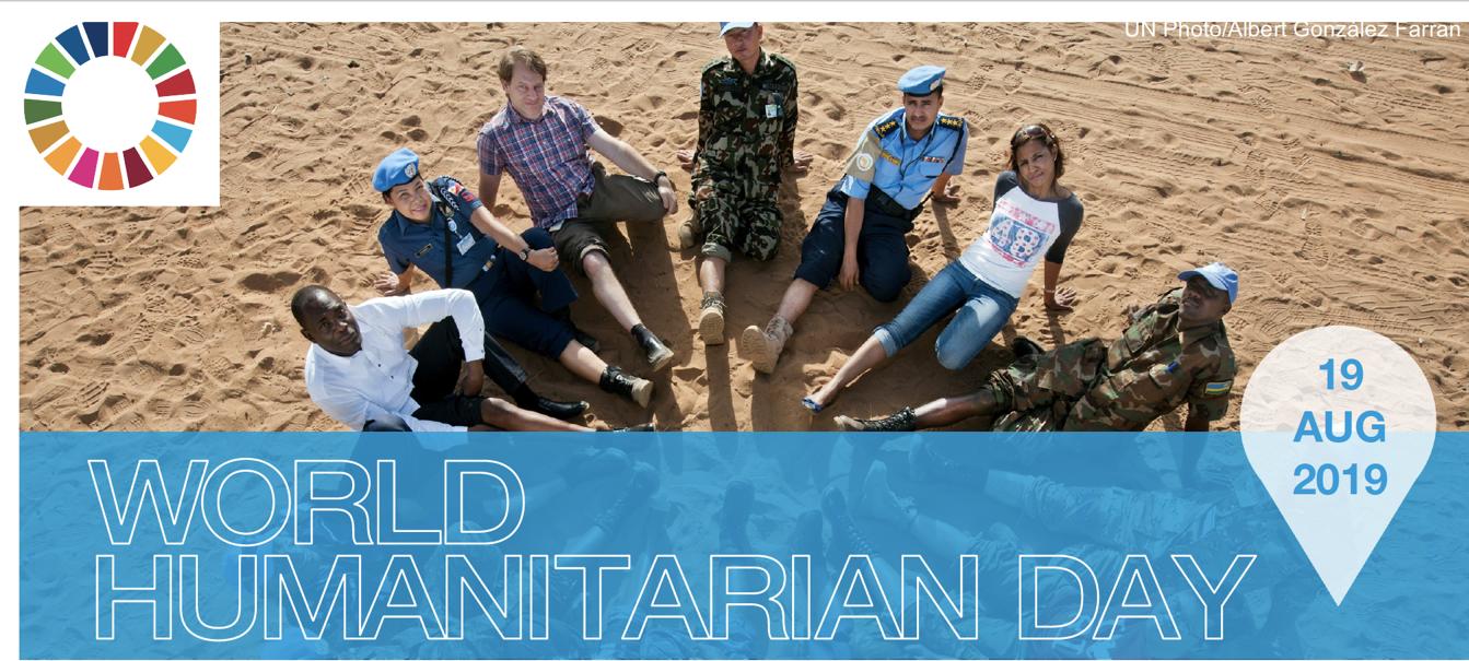 world humanitarian